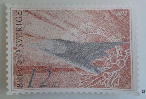 Airmail af Sweden