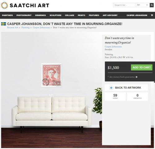saatchi online